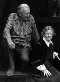 Gregory Bateson and Marget Mead Photo:©Fred Roll