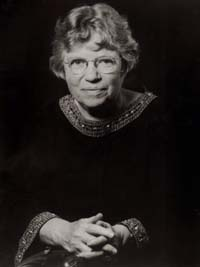 Margaret Mead: Photo copyright Di Gesu