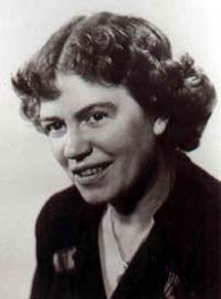 Margaret Mead: Photo copyright Lotte Jacobi